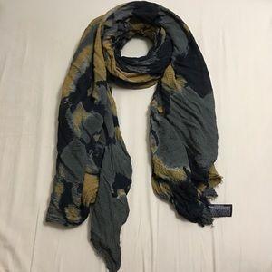 Zara scarf & shawl, brand new